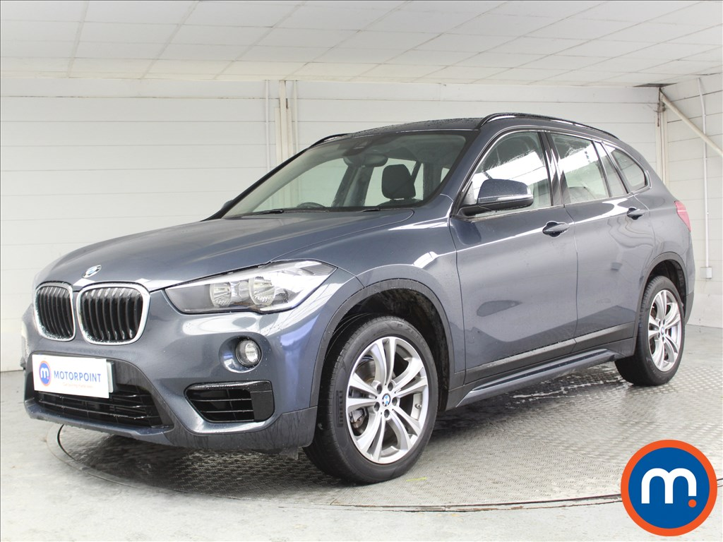 BMW X1 Sport - Stock Number 1063592 Passenger side front corner