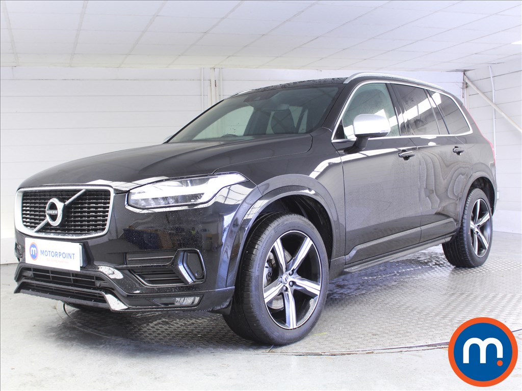 Volvo Xc90 R DESIGN - Stock Number 1064449 Passenger side front corner