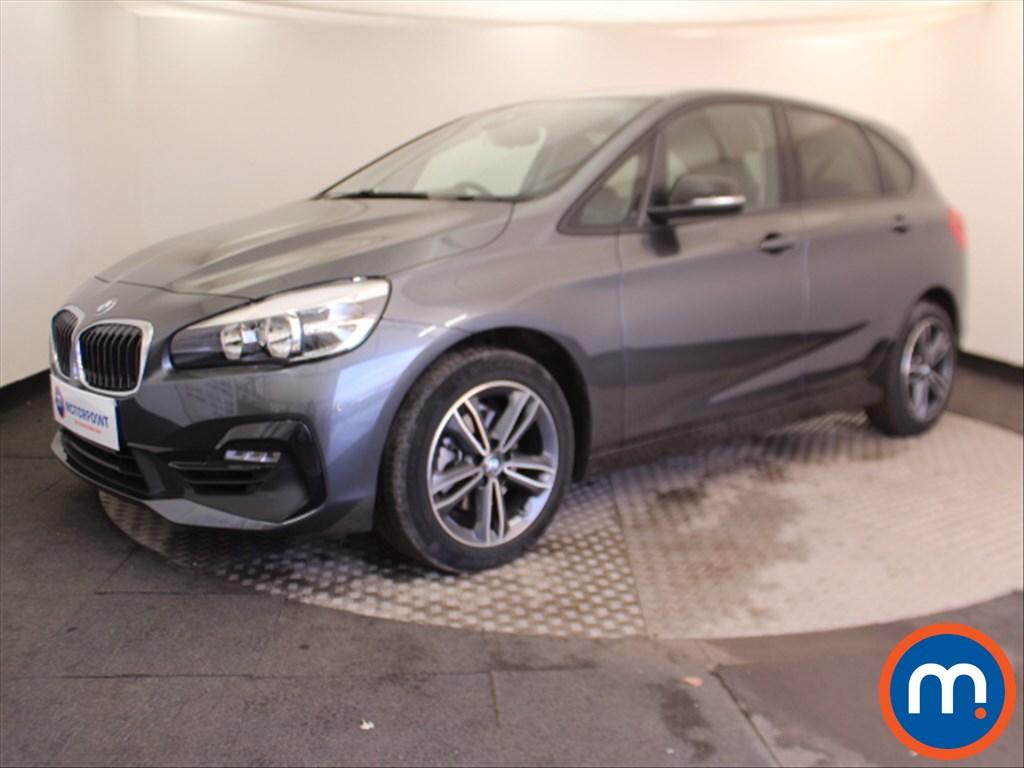 BMW 2 Series Sport - Stock Number 1068852 Passenger side front corner