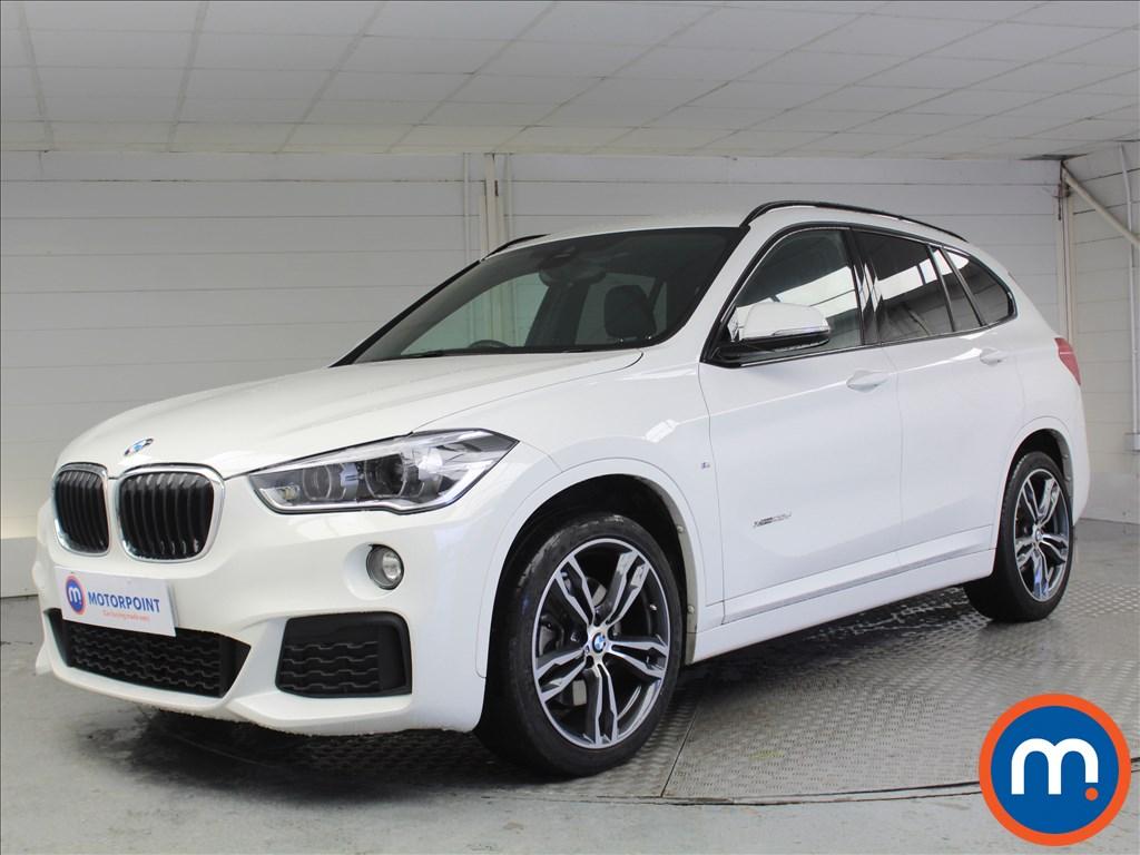 BMW X1 M Sport - Stock Number 1068637 Passenger side front corner
