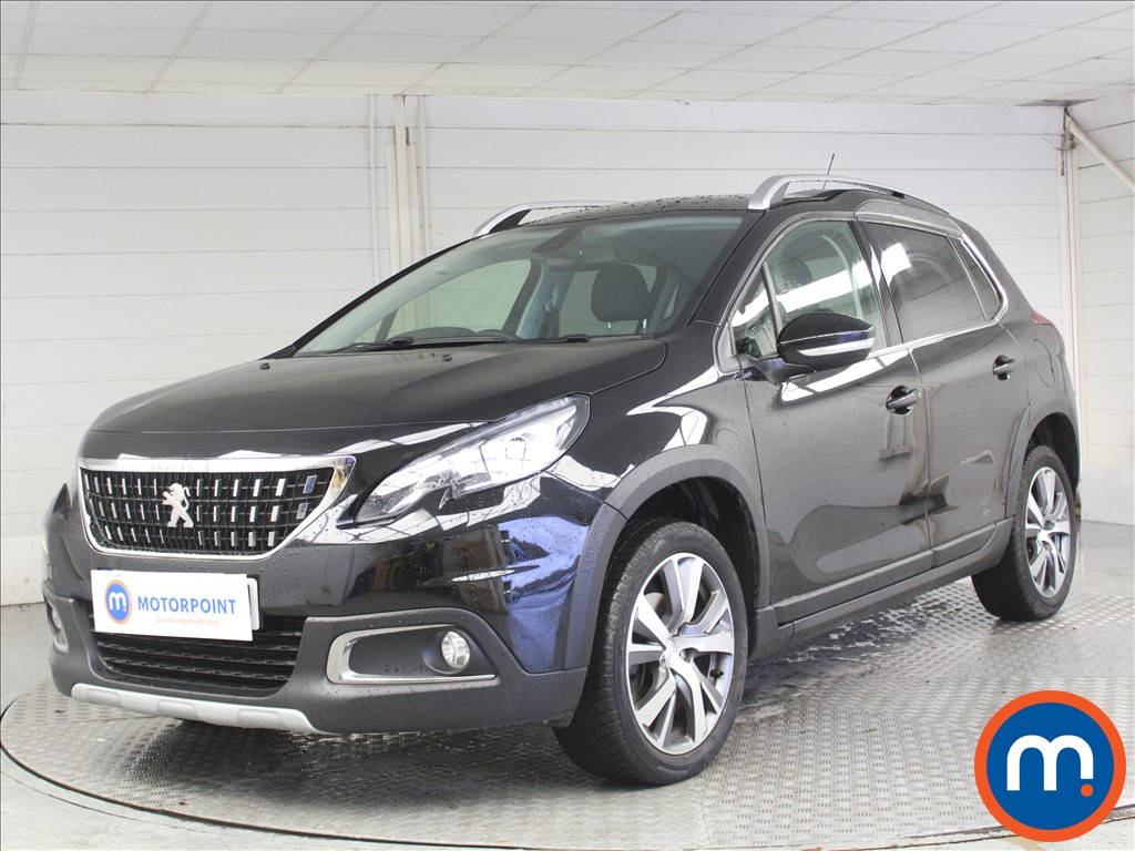 Peugeot 2008 Allure - Stock Number 1064048 Passenger side front corner