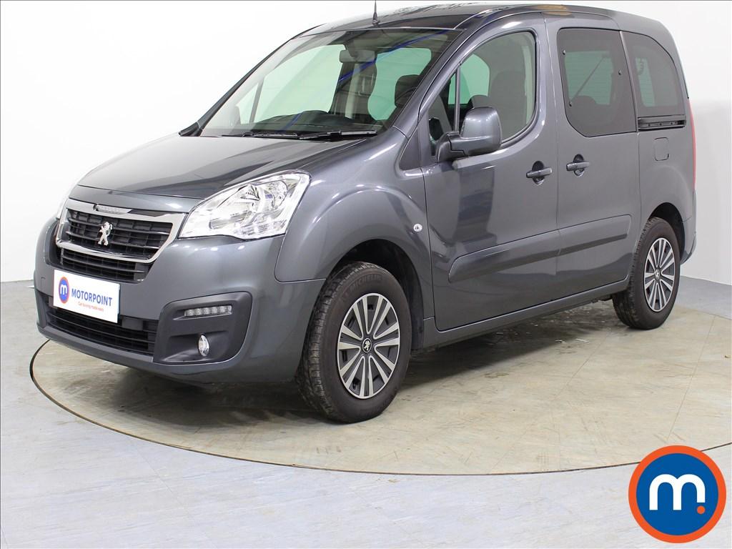 Peugeot Partner Tepee Active - Stock Number 1068355 Passenger side front corner