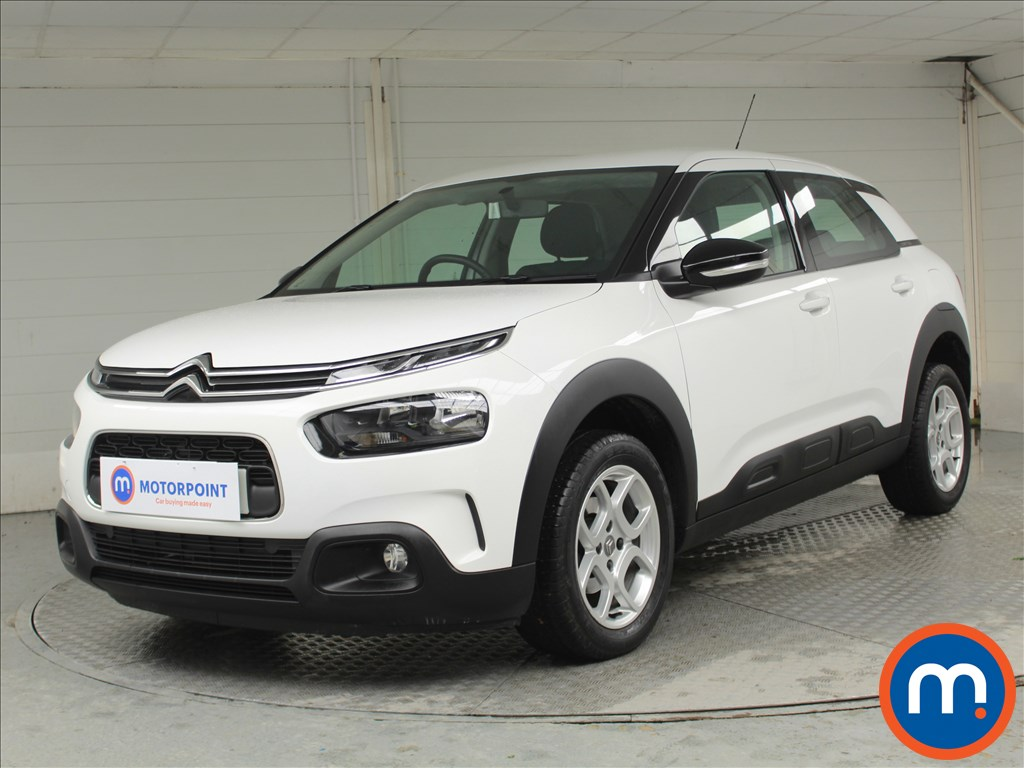 Citroen C4 Cactus Feel - Stock Number 1061626 Passenger side front corner