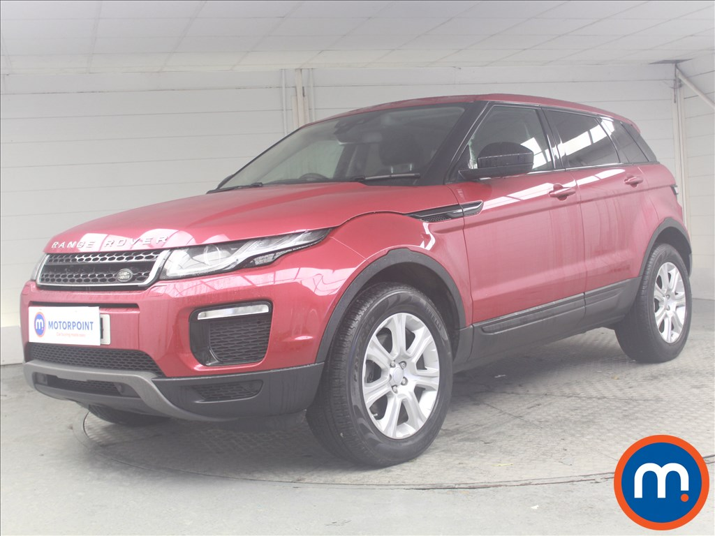 Land Rover Range Rover Evoque SE Tech - Stock Number 1069539 Passenger side front corner