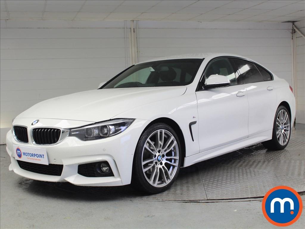 BMW 4 Series M Sport - Stock Number 1068863 Passenger side front corner