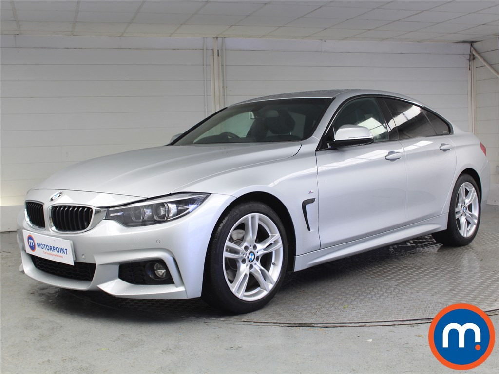 BMW 4 Series M Sport - Stock Number 1067226 Passenger side front corner