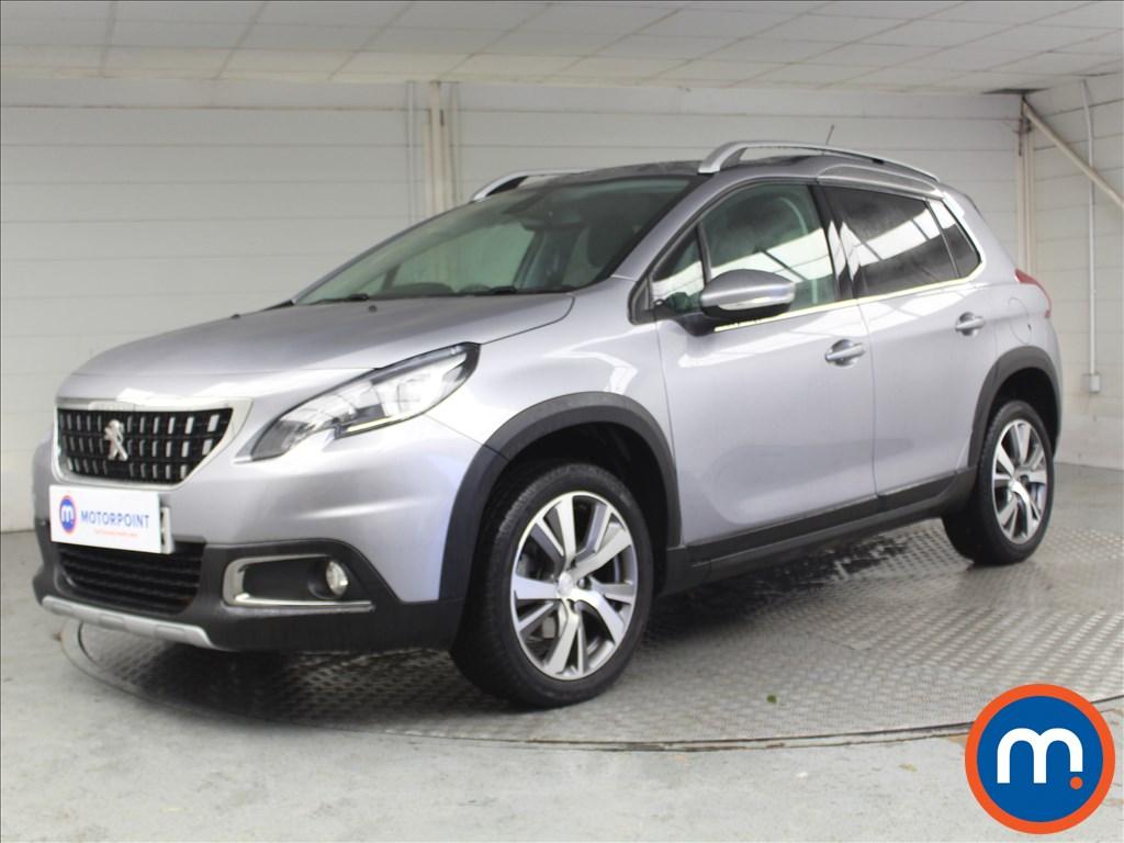 Peugeot 2008 Allure - Stock Number 1068280 Passenger side front corner