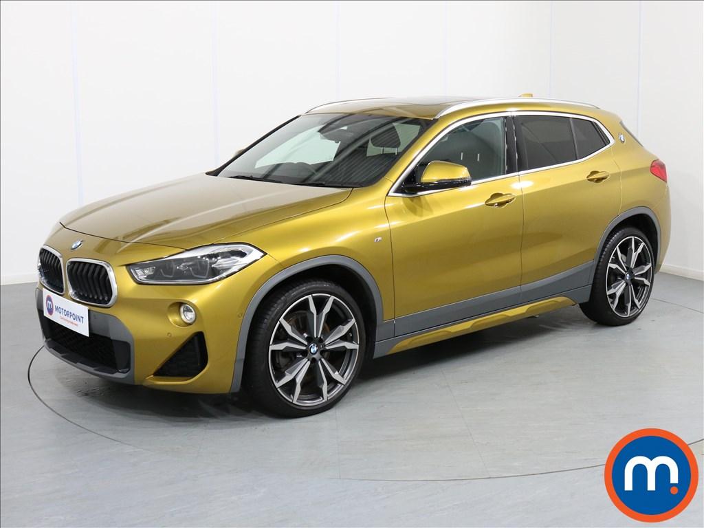 BMW X2 M Sport X - Stock Number 1069473 Passenger side front corner