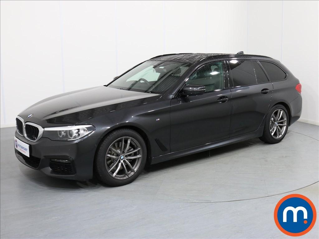 BMW 5 Series M Sport - Stock Number 1064100 Passenger side front corner