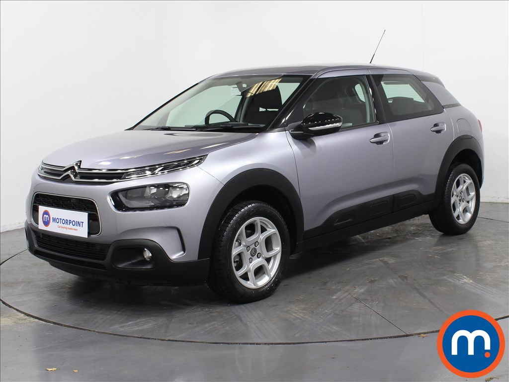 Citroen C4 Cactus Feel - Stock Number 1068091 Passenger side front corner