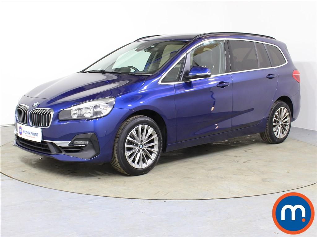 BMW 2 Series Luxury - Stock Number 1062106 Passenger side front corner