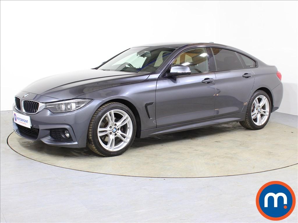 BMW 4 Series M Sport - Stock Number 1063211 Passenger side front corner