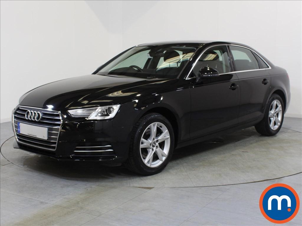 Audi A4 Sport - Stock Number 1065686 Passenger side front corner