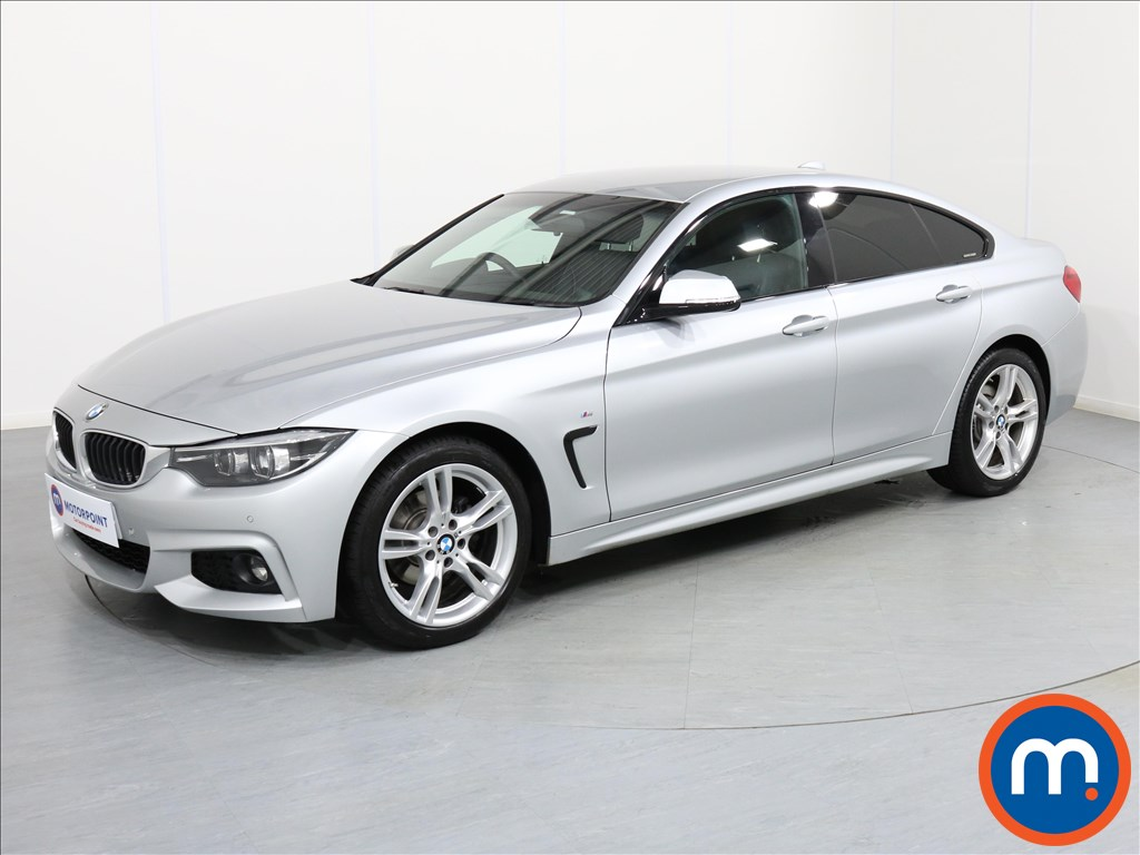 BMW 4 Series M Sport - Stock Number 1069047 Passenger side front corner
