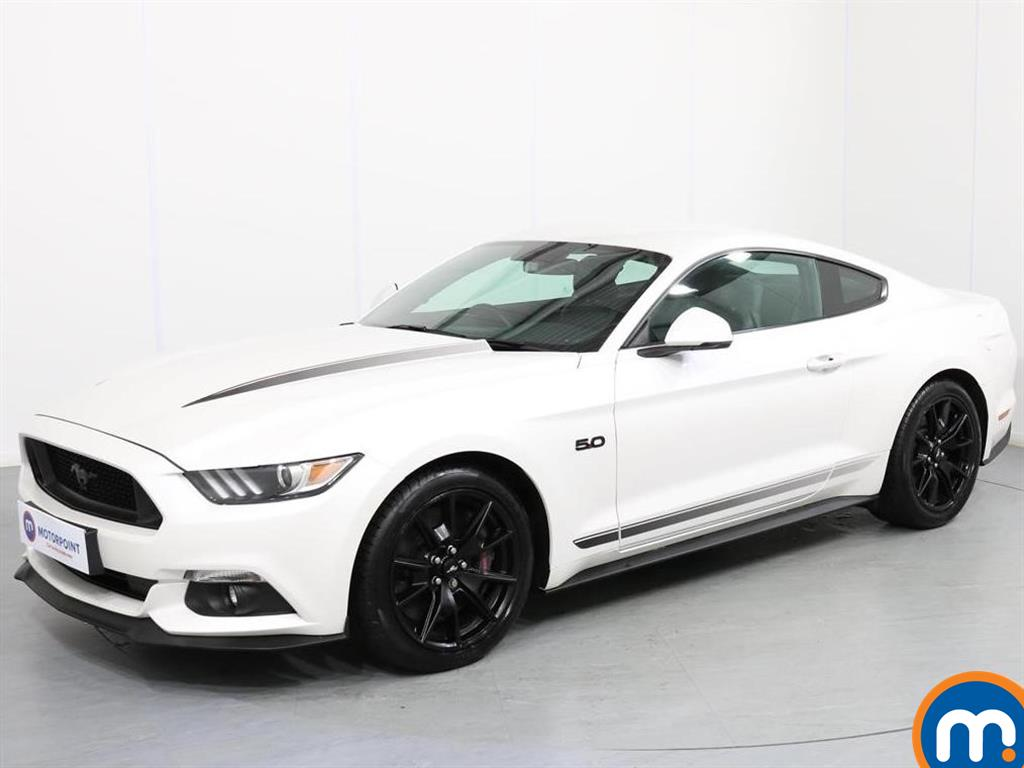 Ford Mustang GT Shadow Edition - Stock Number 1061751 Passenger side front corner