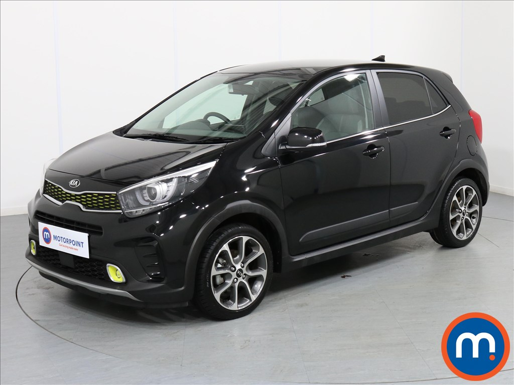 KIA Picanto X-Line - Stock Number 1064073 Passenger side front corner