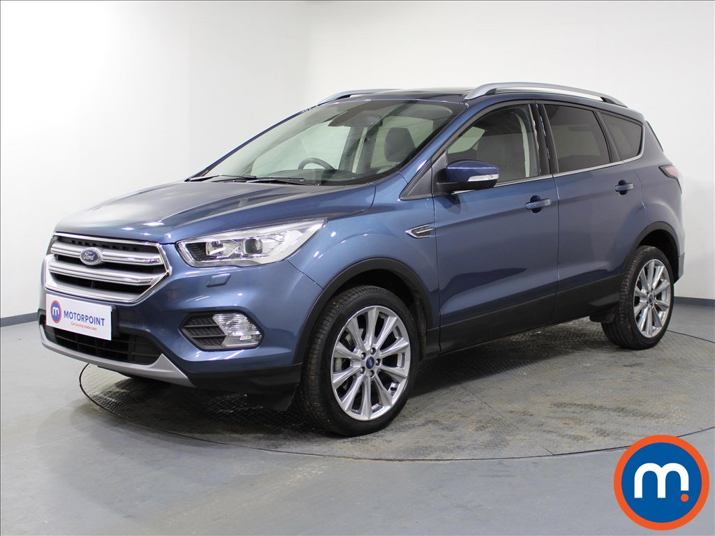 Ford Kuga Titanium X Edition - Stock Number 1067728 Passenger side front corner