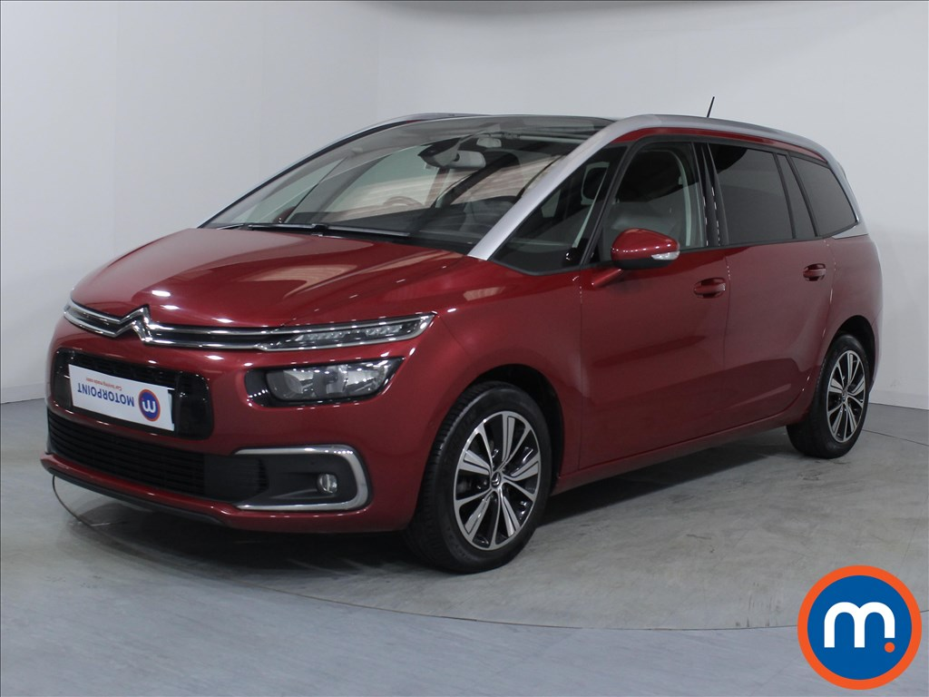 Citroen Grand C4 Picasso Flair - Stock Number 1029260 Passenger side front corner
