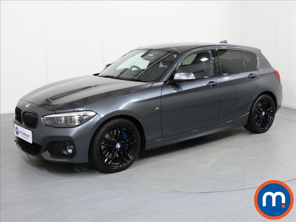BMW 1 Series M Sport Shadow Edition - Stock Number 1067202 Passenger side front corner