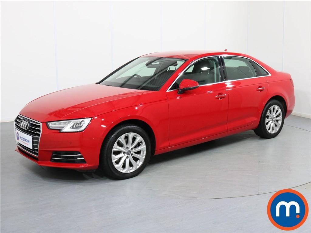 Audi A4 SE - Stock Number 1069344 Passenger side front corner