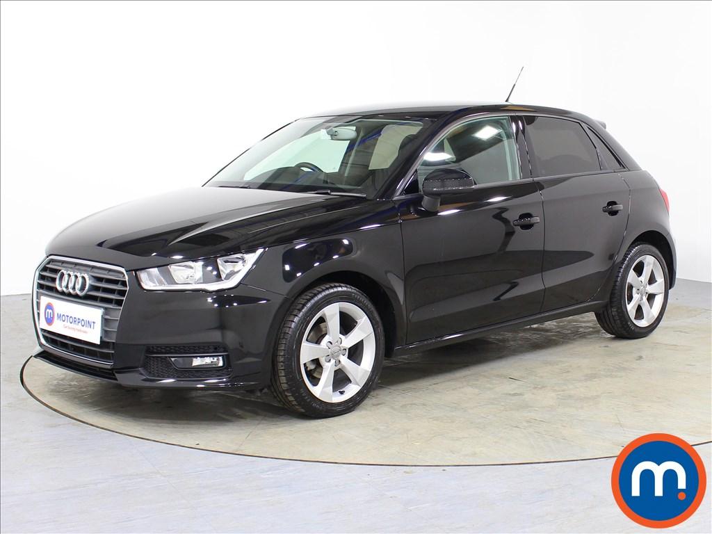 Audi A1 Sport Nav - Stock Number 1068593 Passenger side front corner