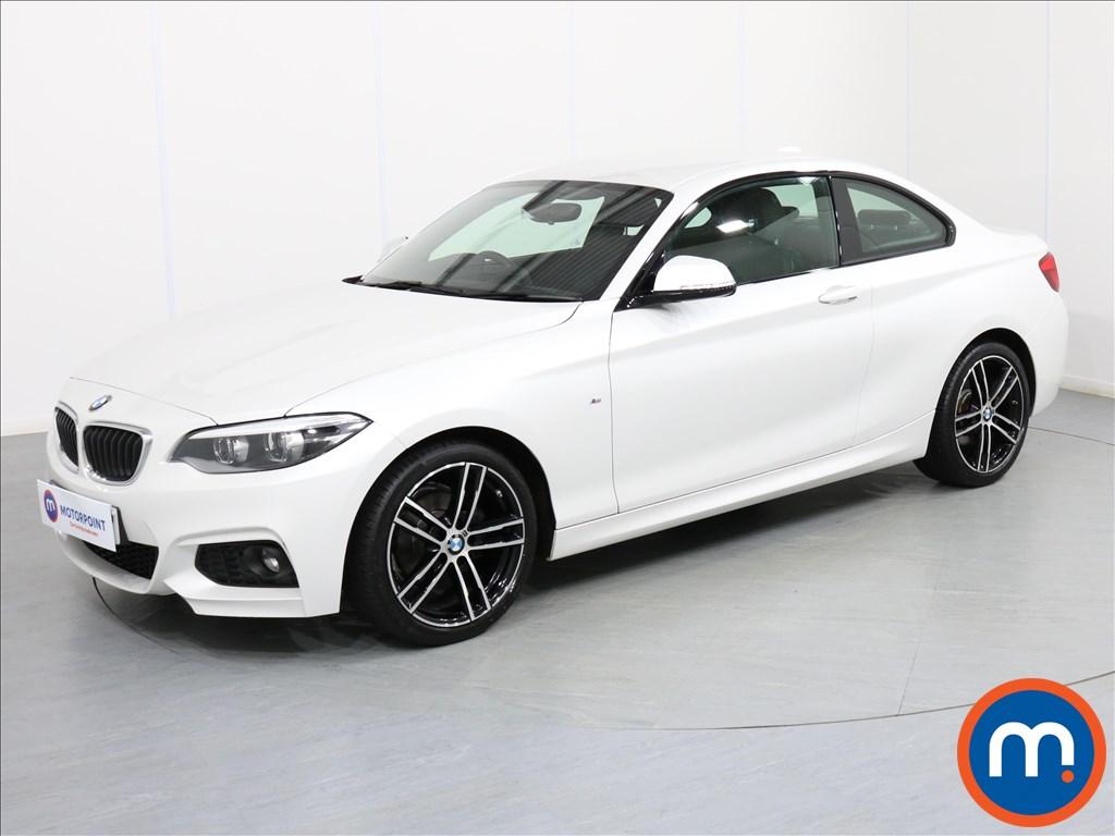 BMW 2 Series M Sport - Stock Number 1069408 Passenger side front corner