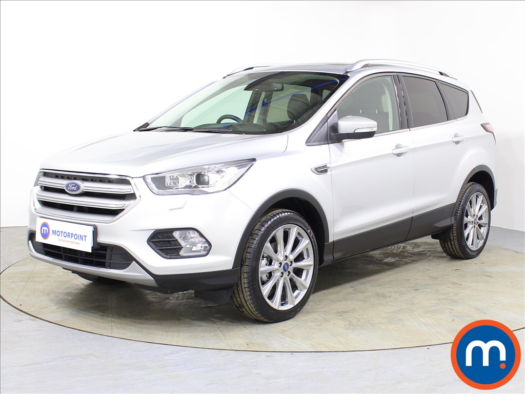 Ford Kuga Titanium X Edition - Stock Number 1067495 Passenger side front corner