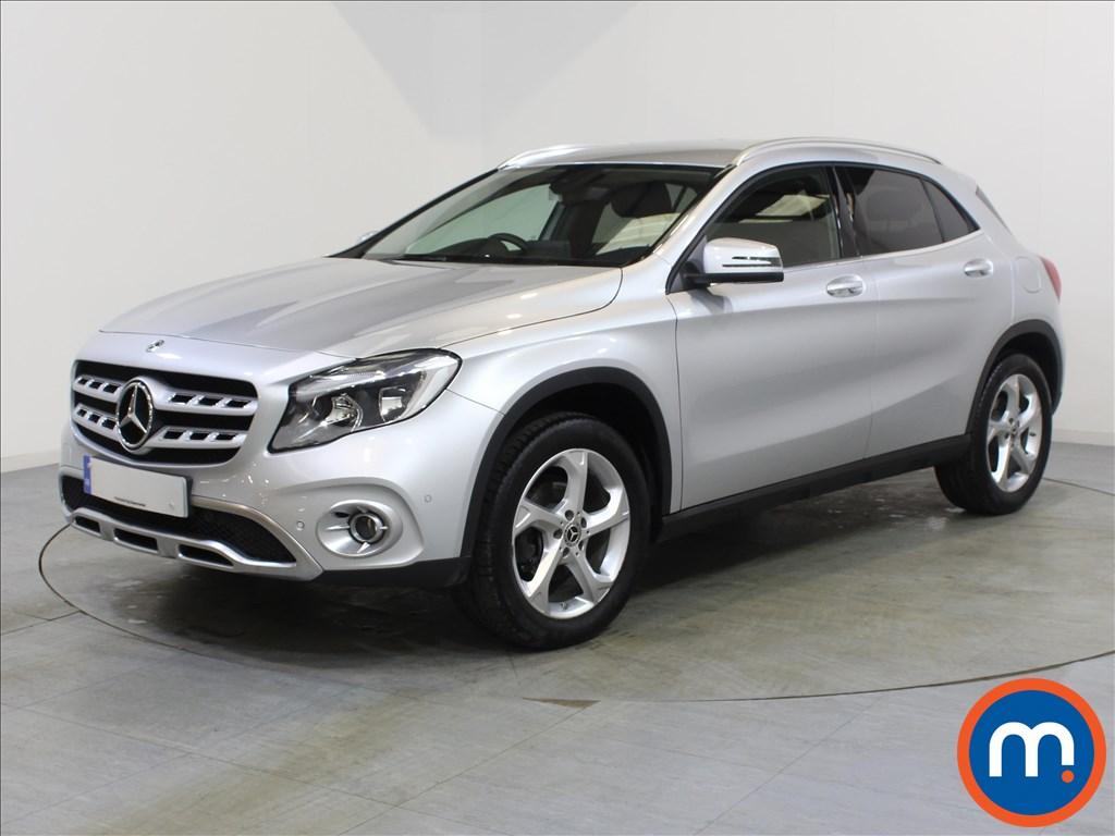 Mercedes-Benz Gla Class Sport - Stock Number 1068587 Passenger side front corner