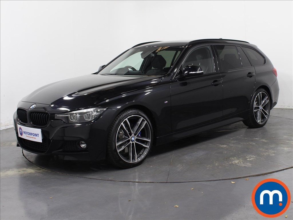BMW 3 Series M Sport Shadow Edition - Stock Number 1065312 Passenger side front corner