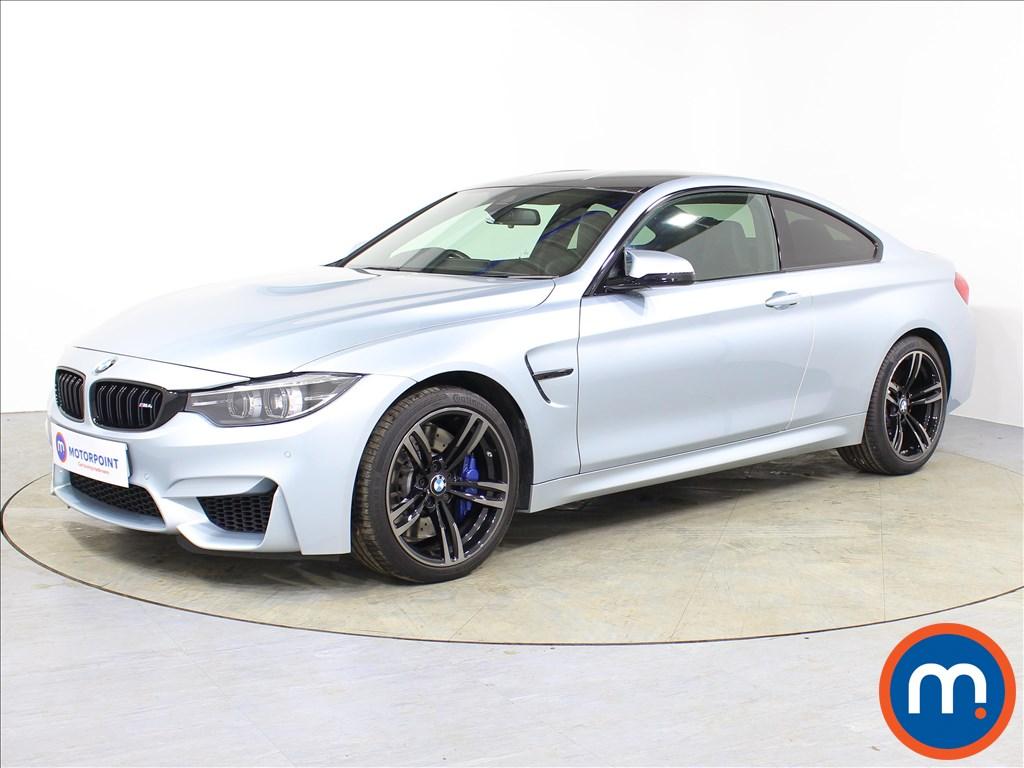 BMW M4 M4 - Stock Number 1065907 Passenger side front corner