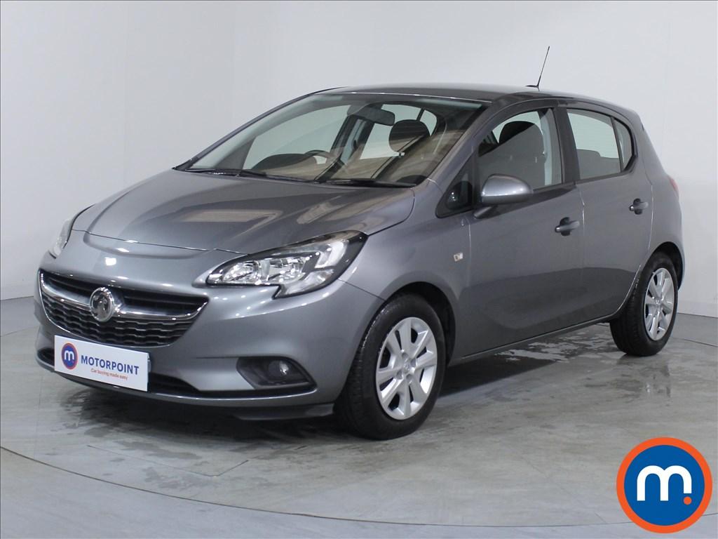 Vauxhall Corsa Design - Stock Number 1069340 Passenger side front corner