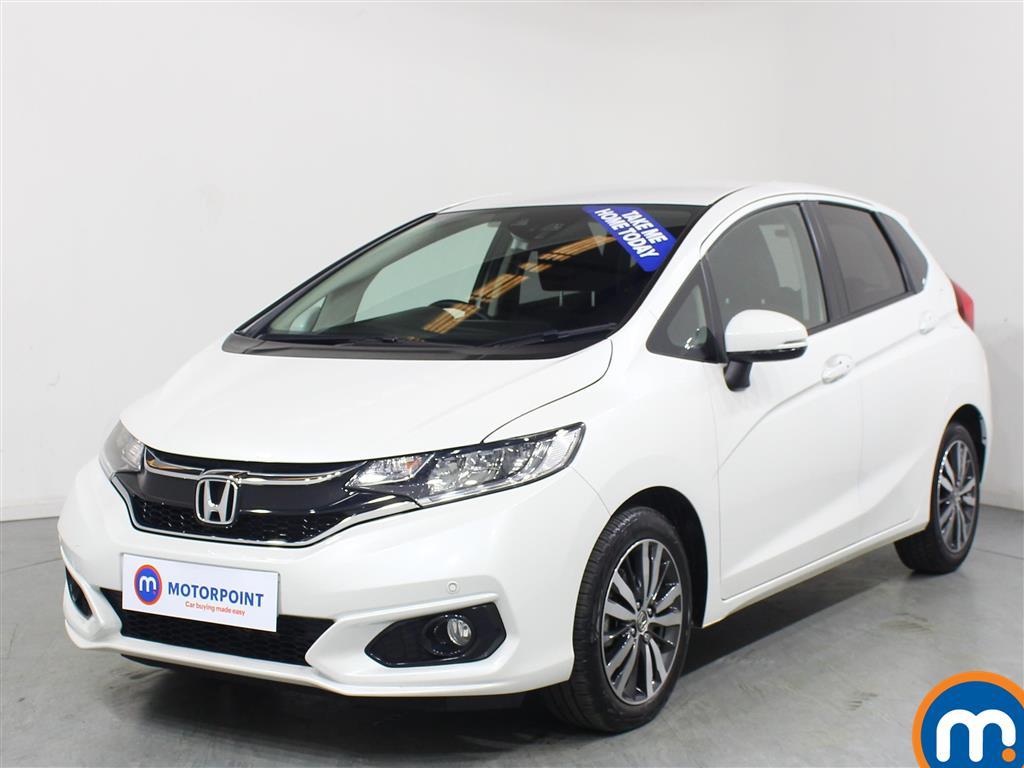 Honda Jazz EX Navi - Stock Number 1064430 Passenger side front corner
