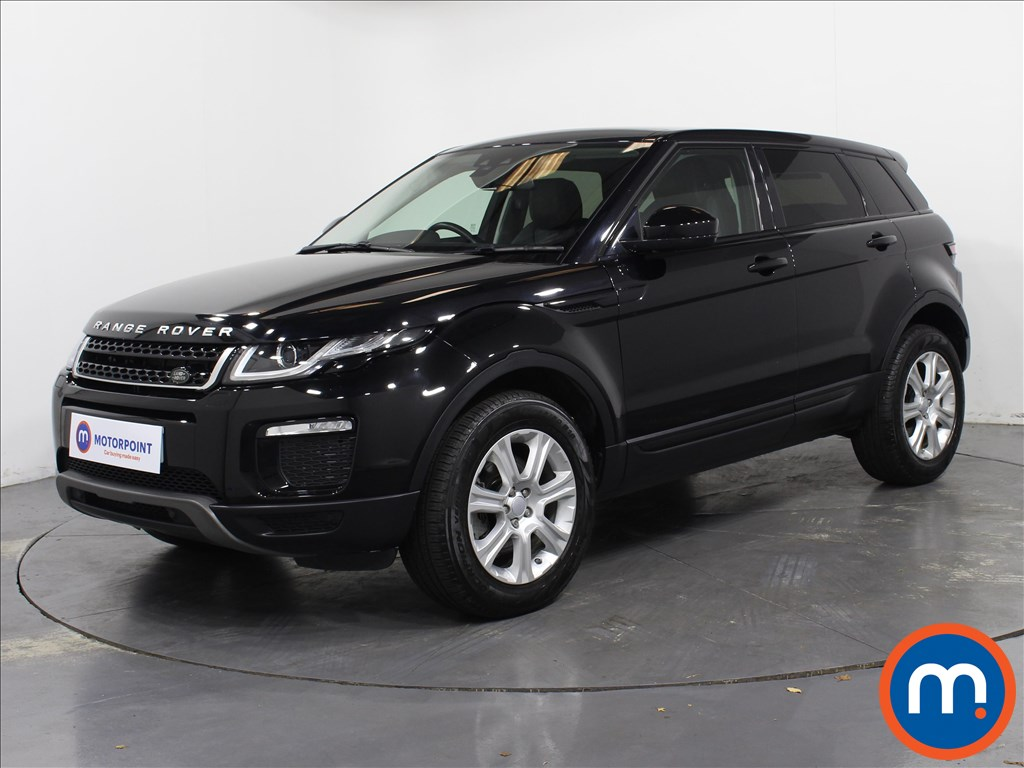 Land Rover Range Rover Evoque SE Tech - Stock Number 1066729 Passenger side front corner