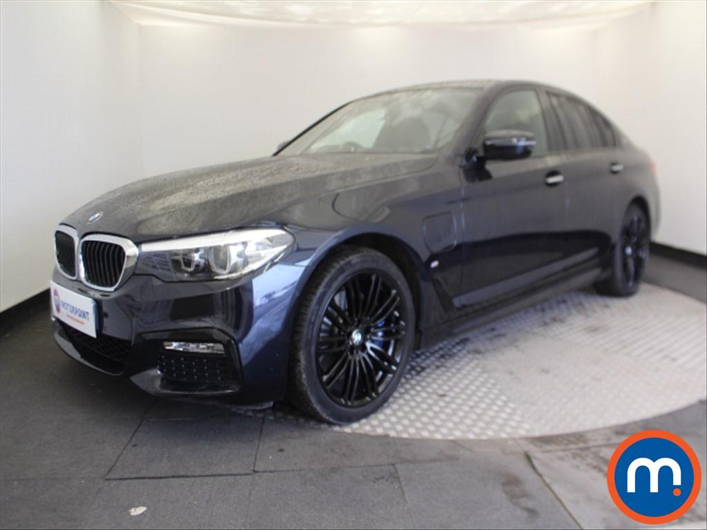 BMW 5 Series M Sport - Stock Number 1069498 Passenger side front corner