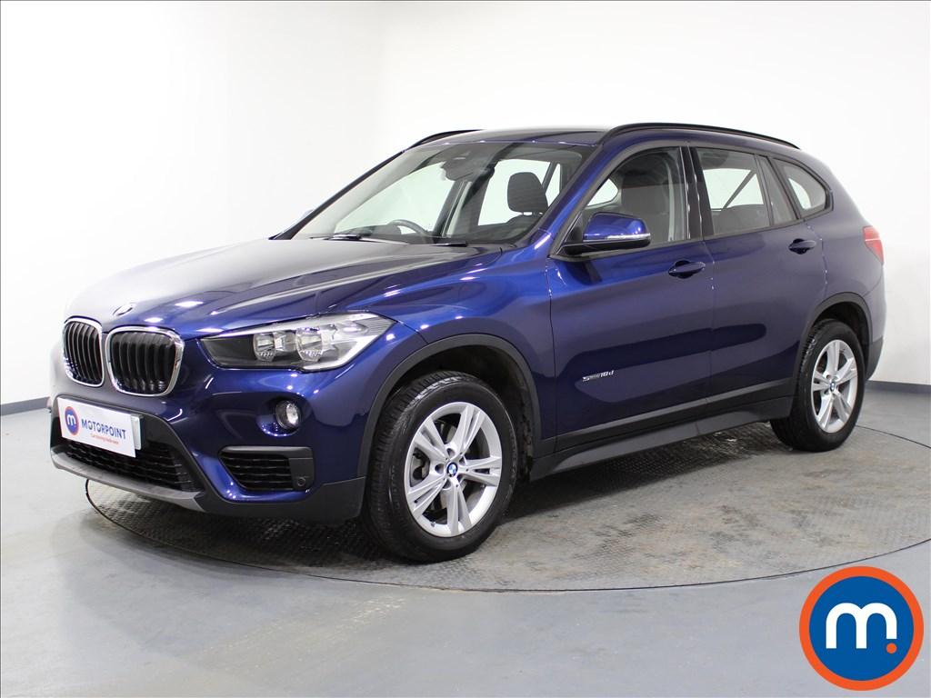 BMW X1 SE - Stock Number 1069518 Passenger side front corner
