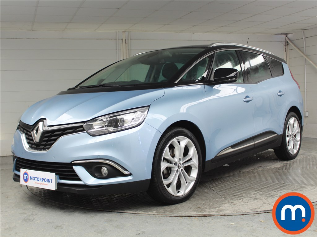 Renault Grand Scenic Iconic - Stock Number 1065855 Passenger side front corner
