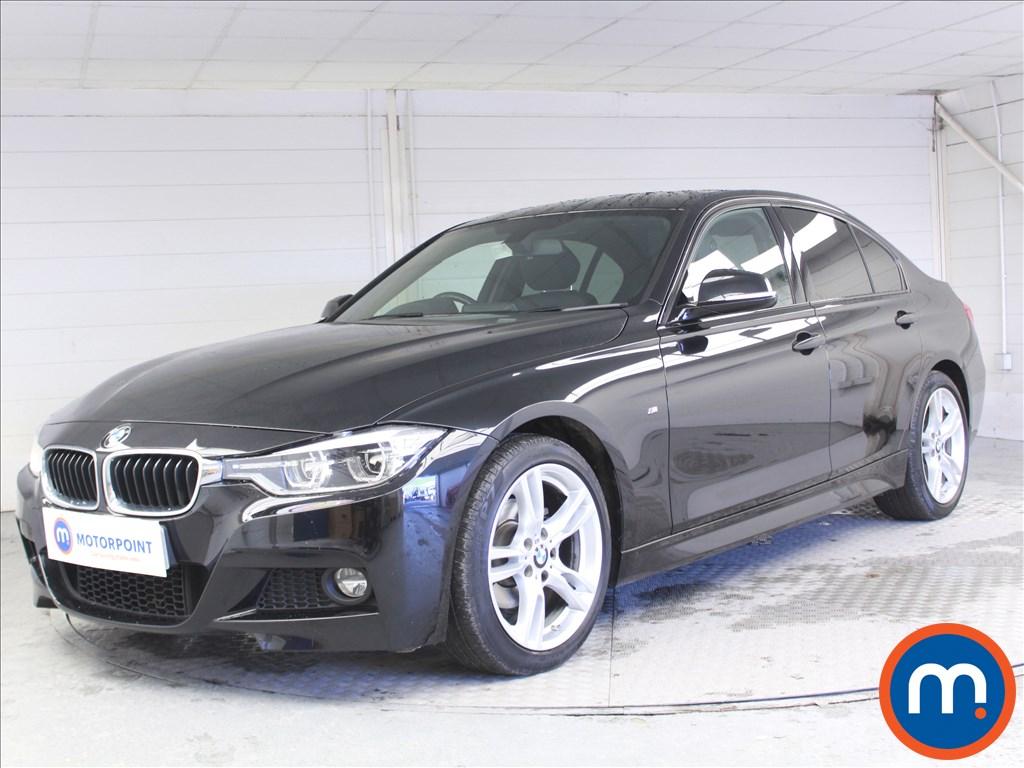 BMW 3 Series M Sport - Stock Number 1066943 Passenger side front corner