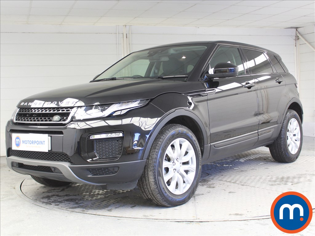 Land Rover Range Rover Evoque SE Tech - Stock Number 1066633 Passenger side front corner
