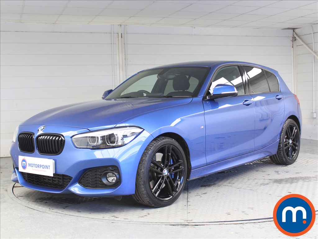BMW 1 Series M Sport Shadow Edition - Stock Number 1069024 Passenger side front corner