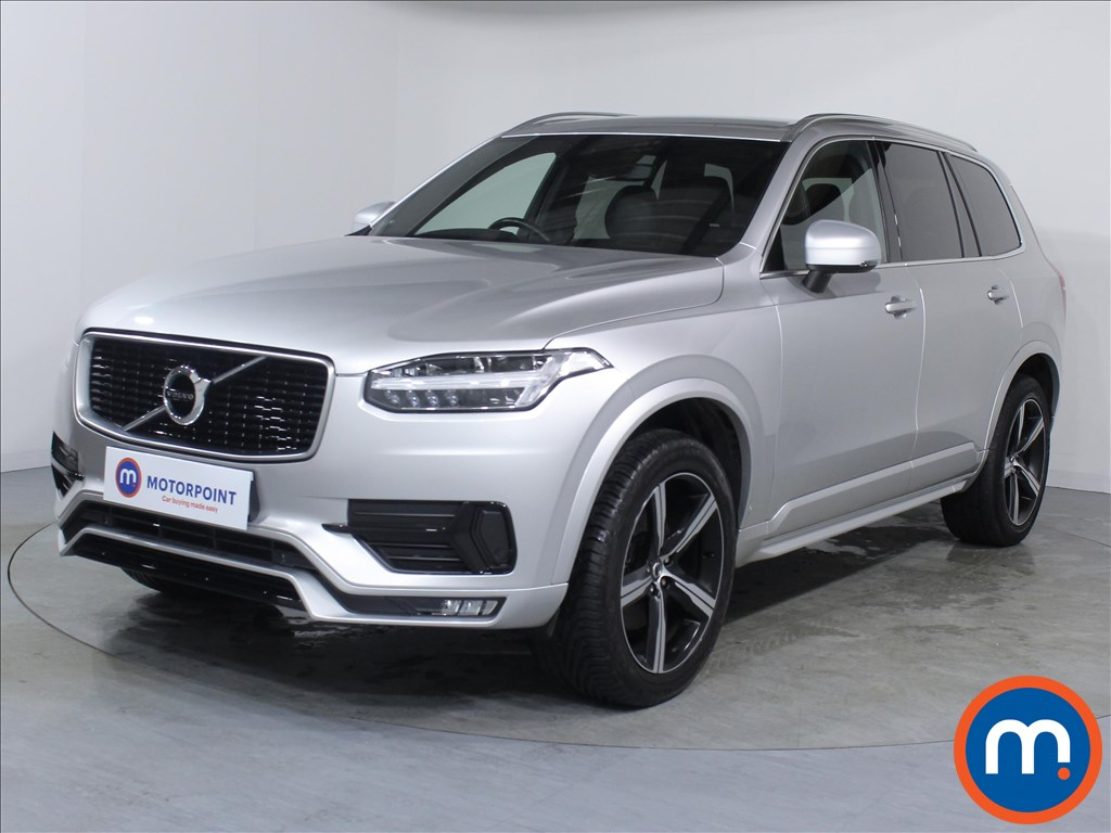 Volvo Xc90 R DESIGN - Stock Number 1069506 Passenger side front corner