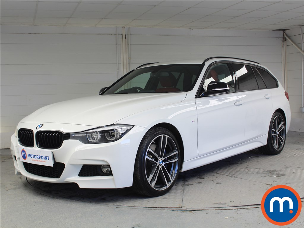 BMW 3 Series M Sport Shadow Edition - Stock Number 1062559 Passenger side front corner