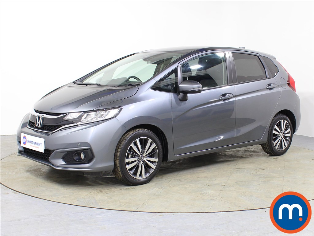 Honda Jazz EX Navi - Stock Number 1063125 Passenger side front corner