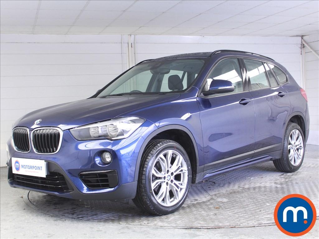 BMW X1 Sport - Stock Number 1069499 Passenger side front corner