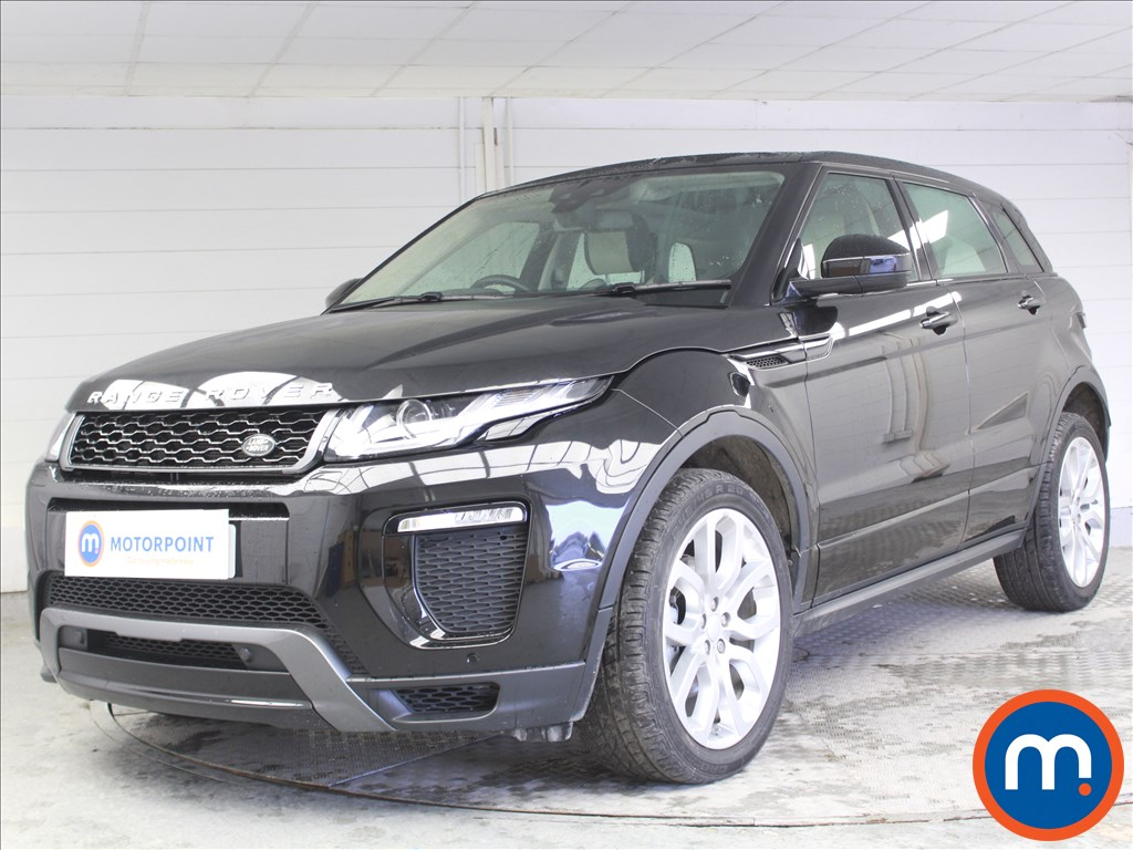 Land Rover Range Rover Evoque HSE Dynamic - Stock Number 1065415 Passenger side front corner