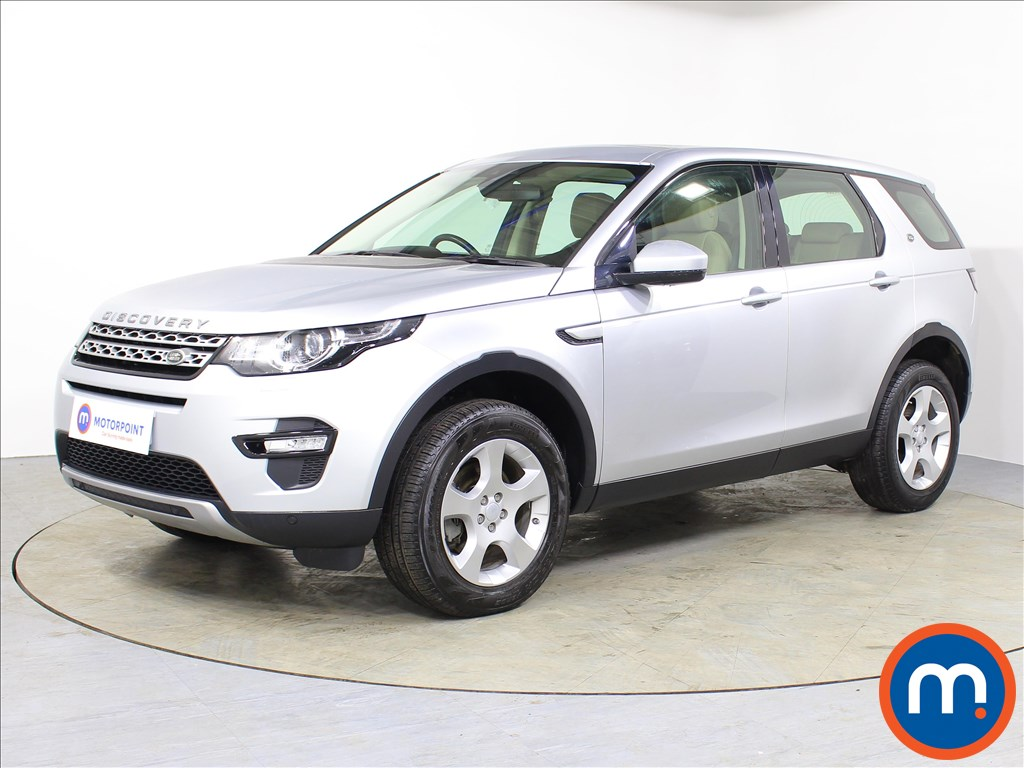 Land Rover Discovery Sport HSE - Stock Number 1064305 Passenger side front corner