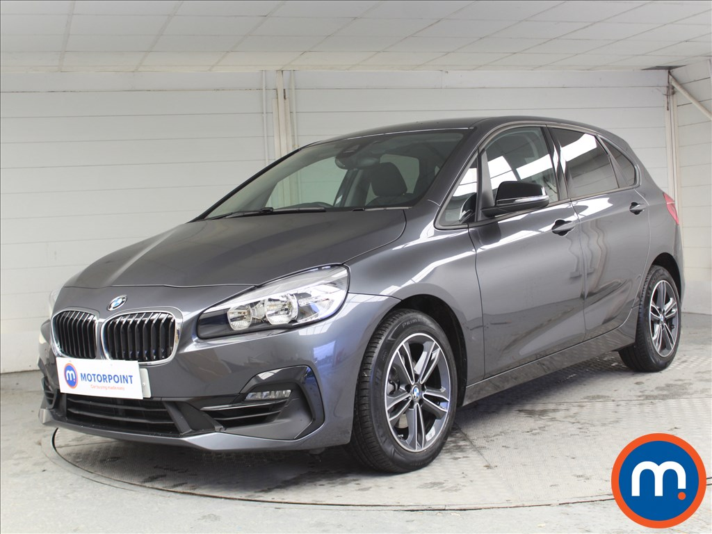 BMW 2 Series Sport - Stock Number 1063307 Passenger side front corner