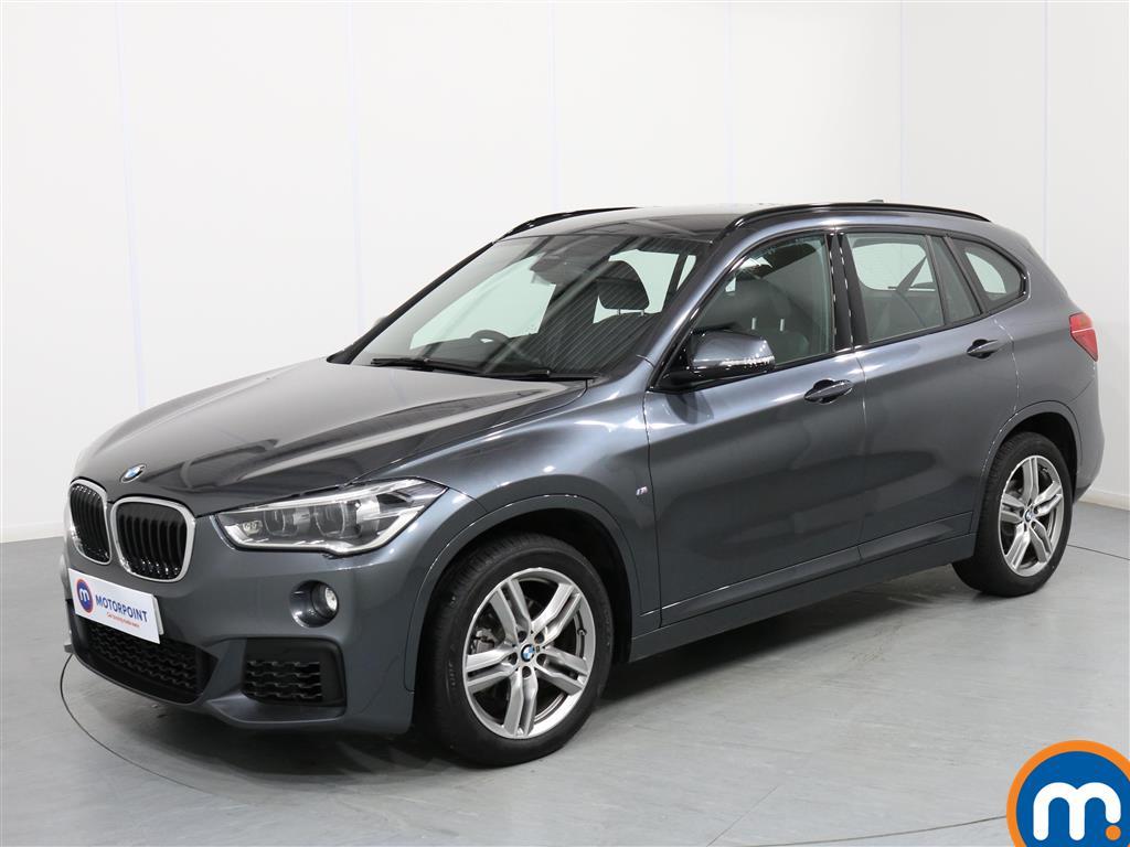BMW X1 M Sport - Stock Number 1064015 Passenger side front corner