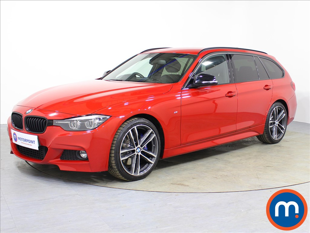 BMW 3 Series M Sport Shadow Edition - Stock Number 1066673 Passenger side front corner