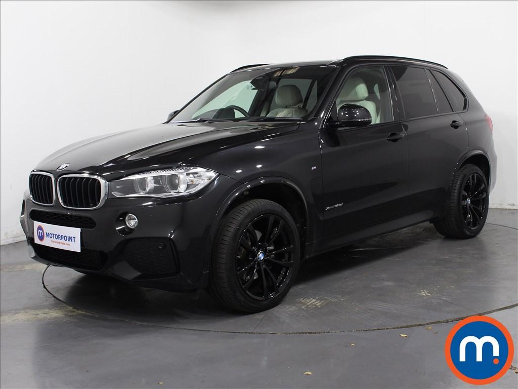 BMW X5 M Sport - Stock Number 1061443 Passenger side front corner