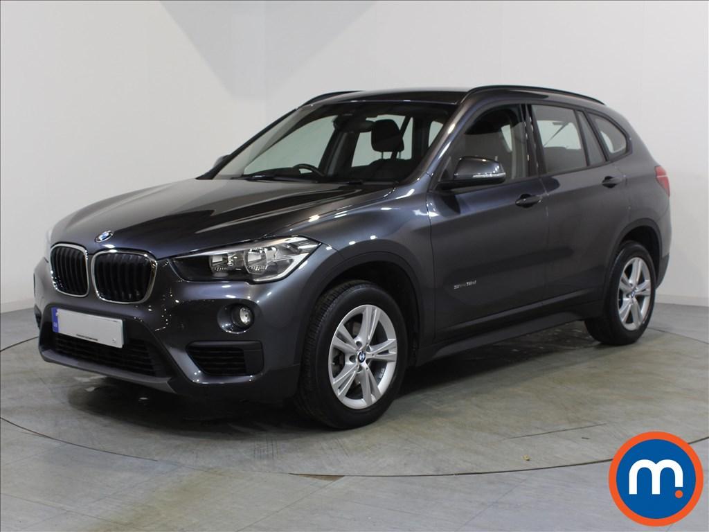 BMW X1 SE - Stock Number 1063190 Passenger side front corner